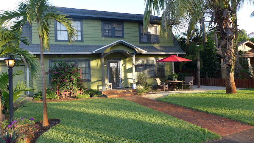 QUEEN PALM SUITE-REDUCED RATE FOR SPRING/SUMMER!! - Fort Myers - Daire