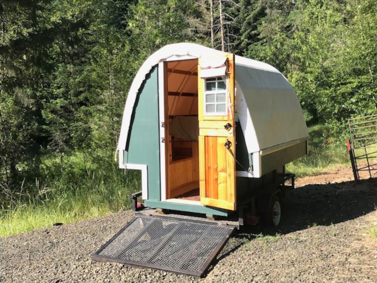 Sheepherder's Wagon Camper