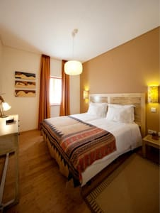ARTVILLA- QUARTO LENHA - Bed & Breakfast