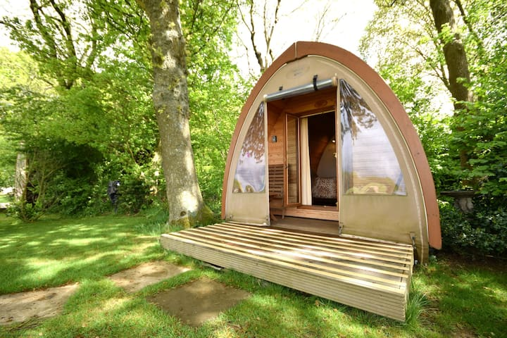 Snugglewood - Glamping Pod , Alresford