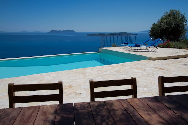 Villa Coquili, Most Amazing View  - Apollonioi