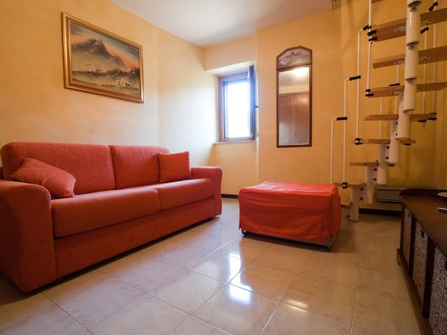 Relax yourself in Italian medioeval - Stroncone - Apartament