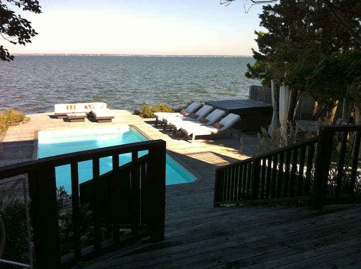 Gorgeous Bay Front Home & Sunsets
