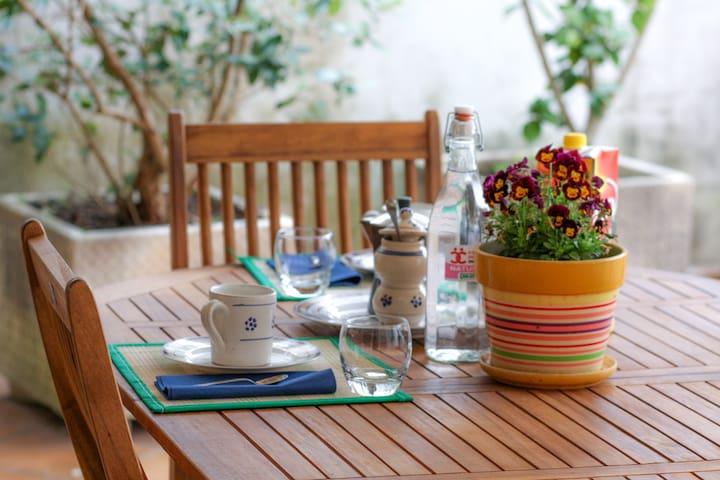 Confortevole casa con parcheggio e giardino - Otranto - Apartment