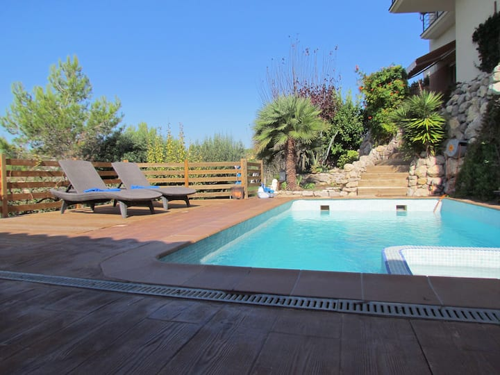 Fantastisch appartement  met gebruik van zwembad