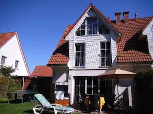 Sonne, Strand u. Meer 6 Pers. Haus - Fehmarn - Haus
