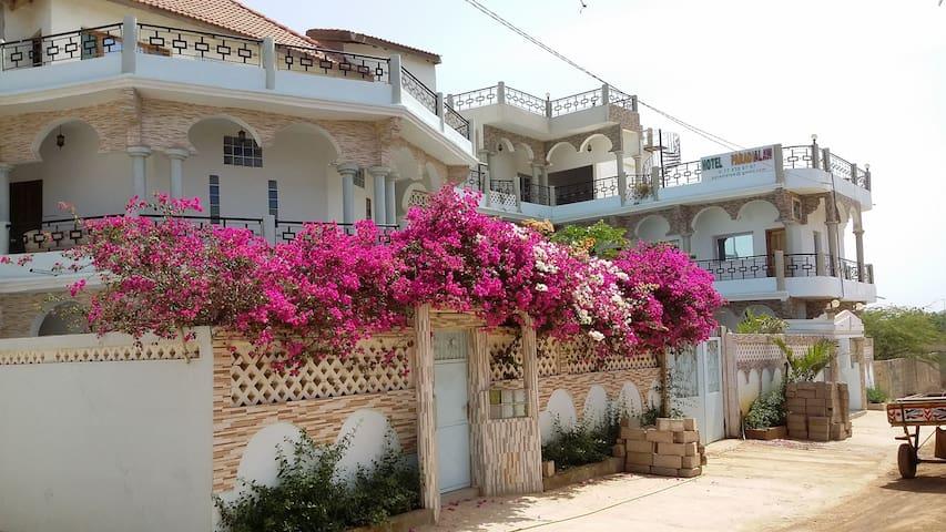 Hôtel Paradialaw le paradis