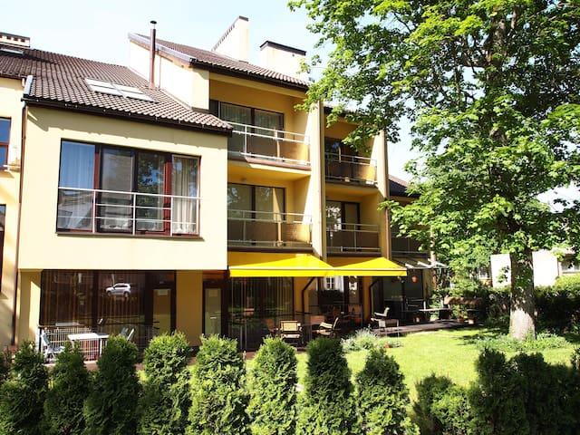 Pušynas Apartments - Juodkrantė