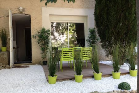 Charmant Appartement en Provence - Peypin