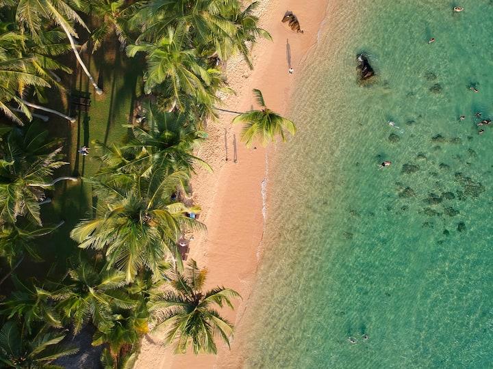 Sea Beach entire Villa Galawatta MihiripennaTalpe