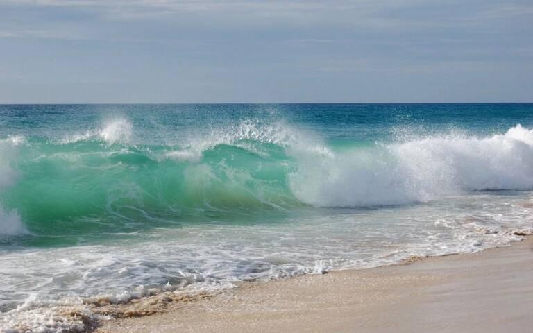 San Marcos, San Rafael a 50m de la playa