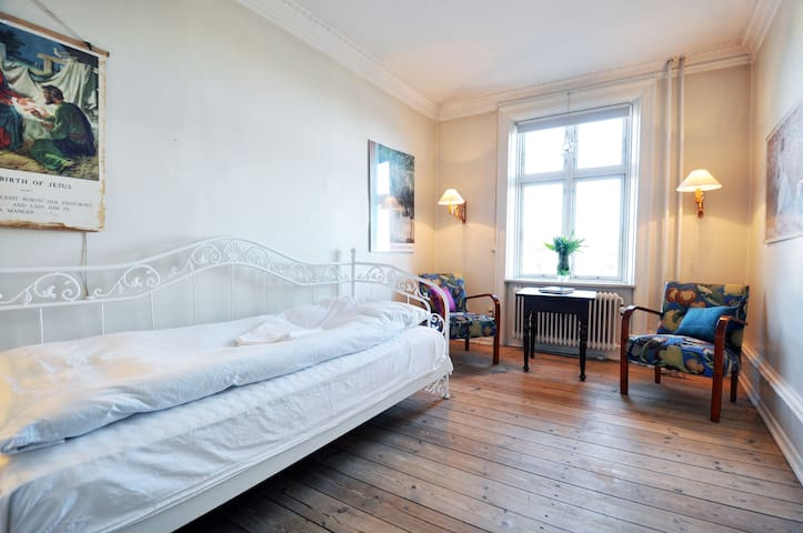 Room with a view over the lakes - Copenhague - Bed & Breakfast