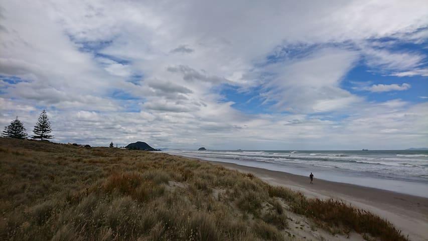 FUNKY BEACH FLAT