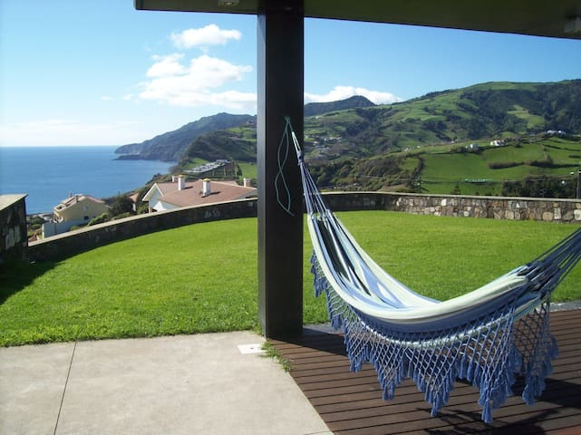 B&B: Comfort on the Azores paradise - Povoação - Oda + Kahvaltı