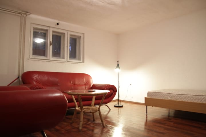 Funky private room with free bikes 2 - Ljubljana - House