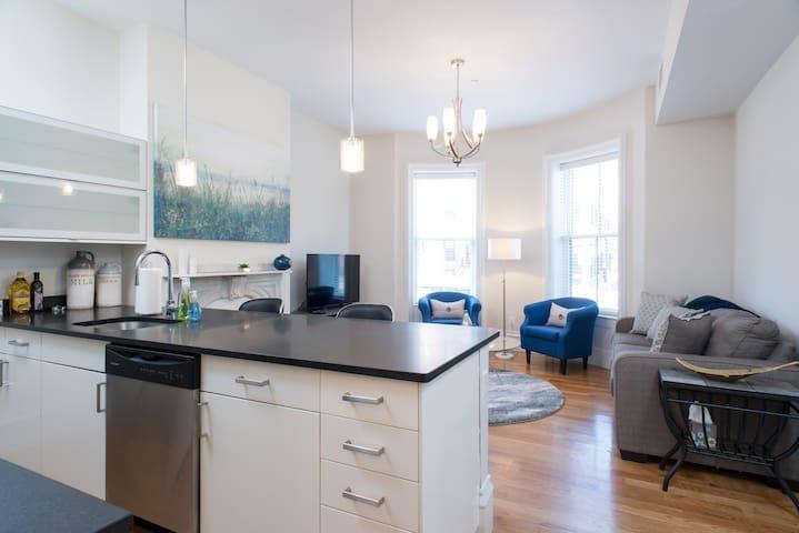 Elegant South End/Back Bay Apartment