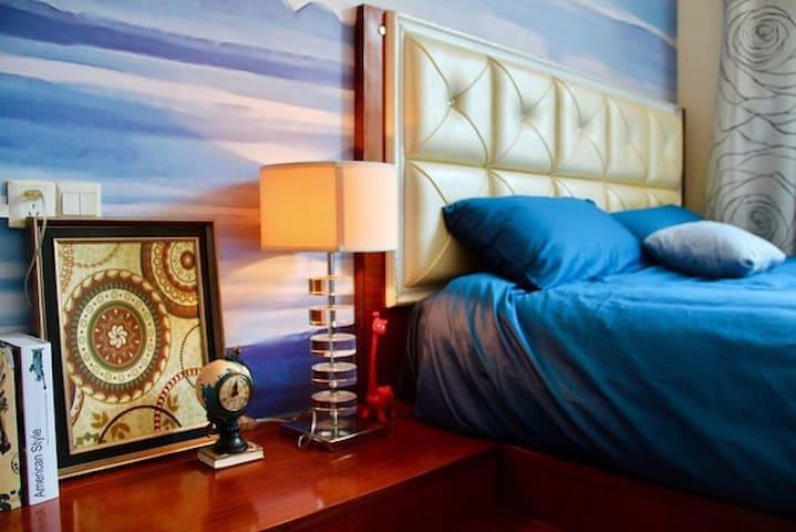 南沙港 南沙码头 天后宫 五星级奥园酒店旁 温馨地中海公寓