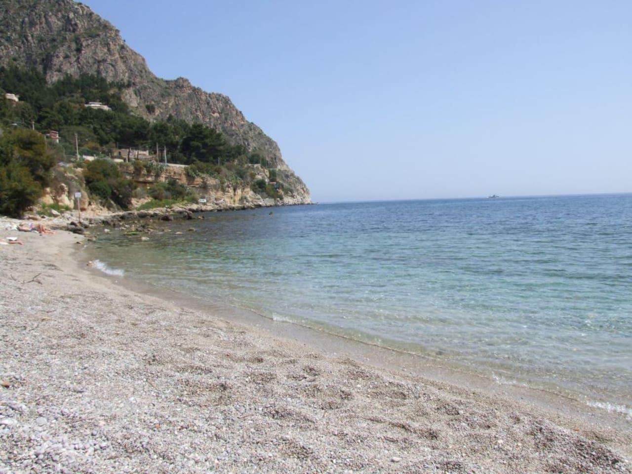 Spiaggia più vicina - lido del carabiniere
