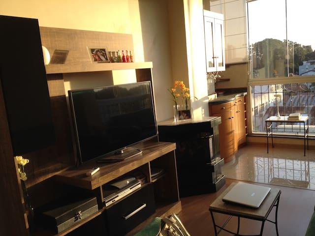 Apartament-world cup fifa-wi fi. - Porto Alegre - Pis