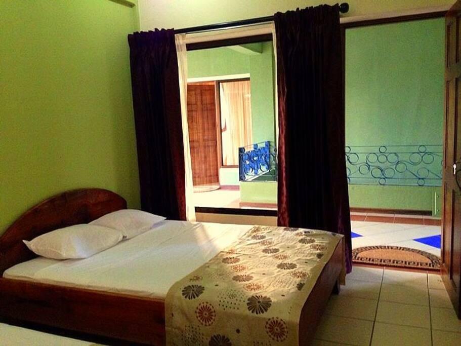 Habitación estándar Tamarindo Hostel Resort