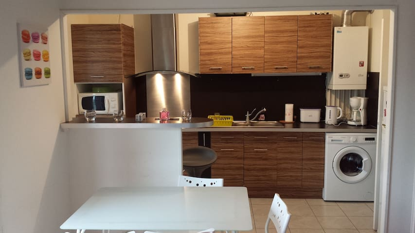 Appartement DisneyLand Paris, 45 m² - Montévrain - Leilighet