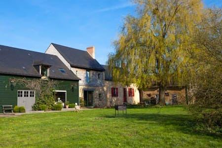 Room n°3 : double bedroom in country side housse - SARGE LES LE MANS