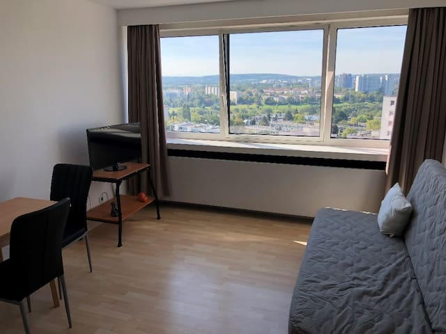2-Room Apartment in SI-Centrum Stuttgart
