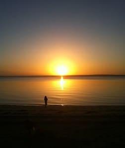 Micaedeleine: Beachfront Tranquility - Grantville