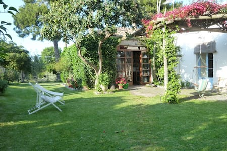 sicilian byre surrounded by nature  - Riposto - Villa