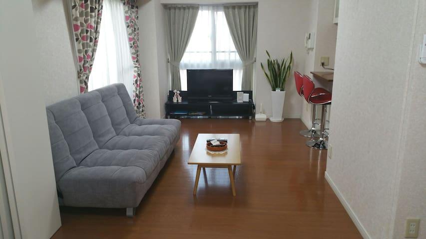 CANAL HOUSE 캐널 하우스(후쿠오카)가족분 친구분 추천 - Fukuoka - Apartamento
