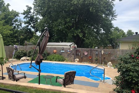 2 BD Apt   Private & Clean - Hopkinsville - Appartement