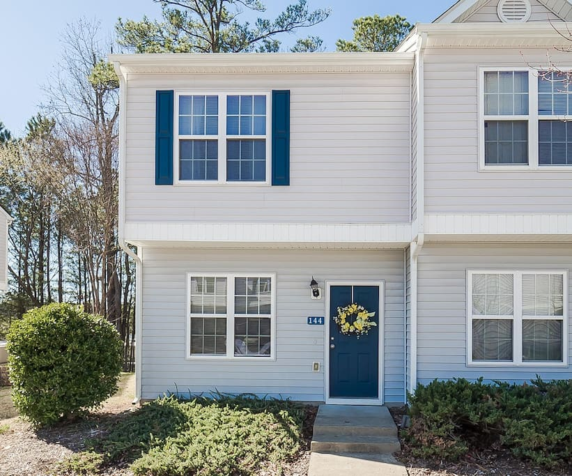 End townhome ready for you