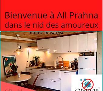 All Prahna  Le nid des amoureux