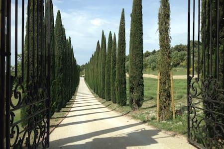 Luxury & Authenticity in Provence - Saumane de Vaucluse