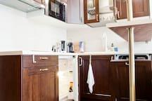 Cozy apartment-Studio in the center