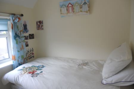 bright cosy room for single person - King's Lynn - Oda + Kahvaltı