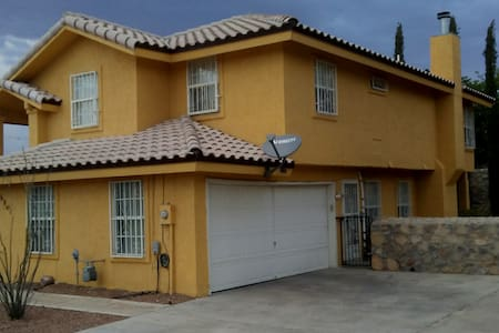 Spanish style close to I-10, great area.