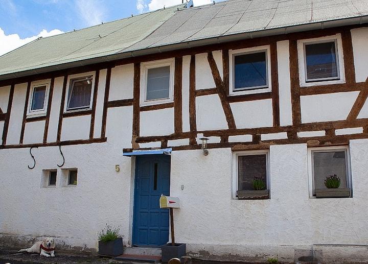 Charmantes Fachwerkhaus in St.Goar Biebernheim