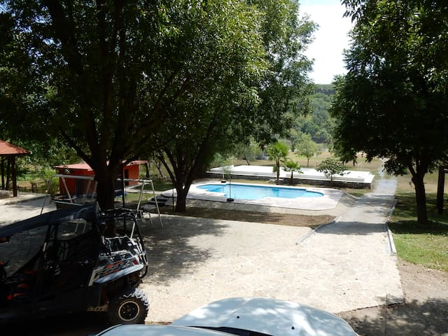 Cabaña en Rio Pilon