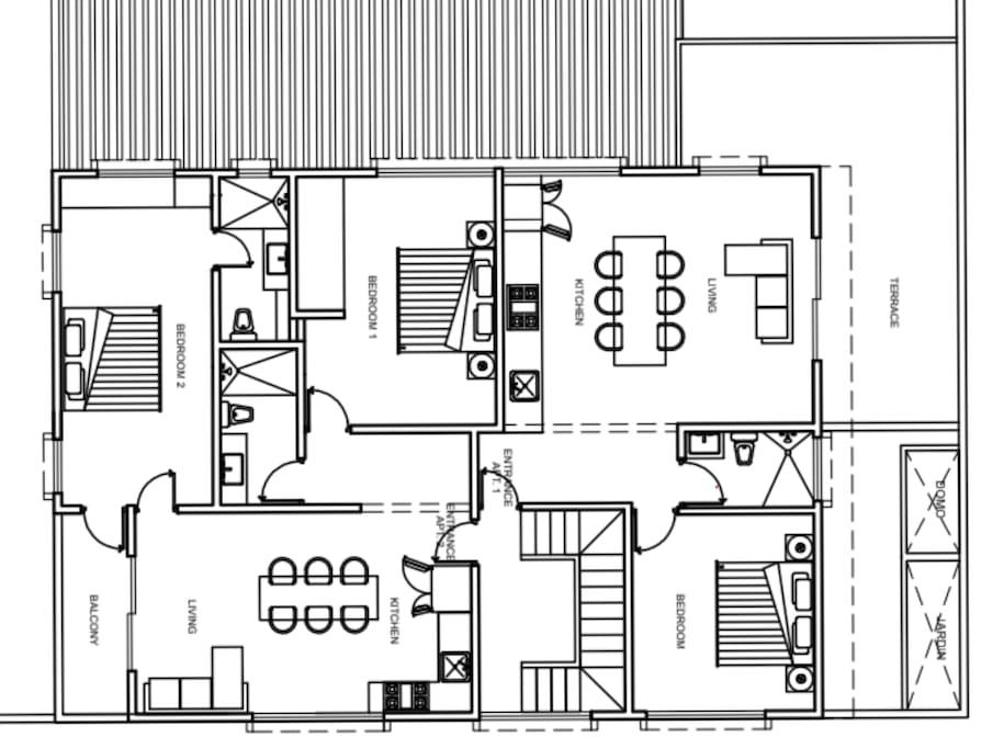 Floor Plans Apartments