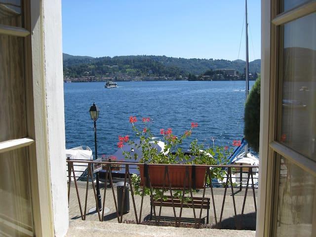 Casa Lungolago 20 - Lago d'Orta - Pella - บ้าน