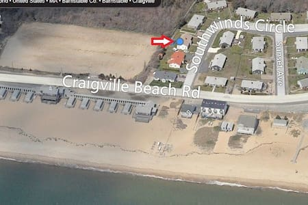 Unit 17 - CRAIGVILLE BEACH Cottage  - Barnstable - 独立屋