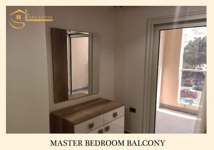 Sara Tower - 1 bedroom apt