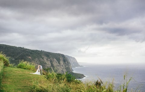 ¡Orchard Cottage-On Ocean Cliff!