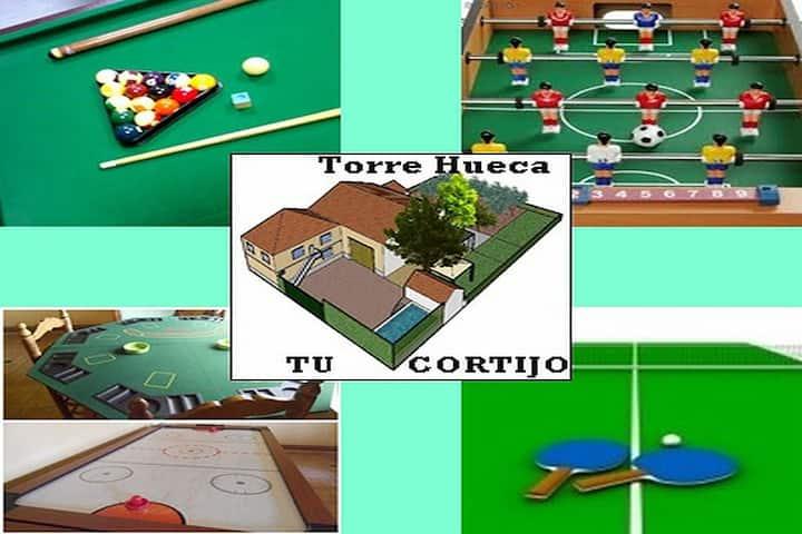 Alojamiento rural Torre Hueca : Tu cortijo