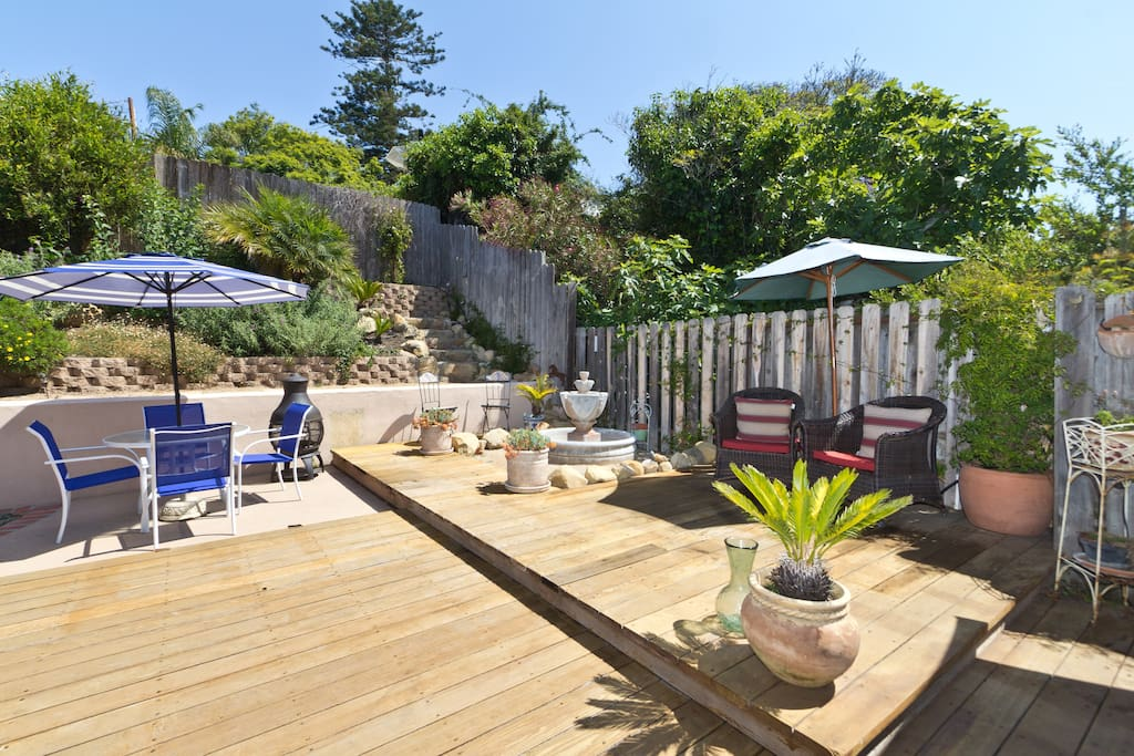 Beautiful home close to the beach houses for rent in for Beach house rental santa barbara