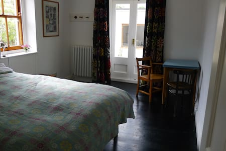 Private double room with ensuite, central Falmouth - Falmouth