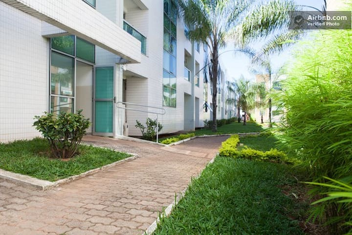 PRÓXIMO AO ESTÁDIO NACIONAL - Brasília  - Apartment