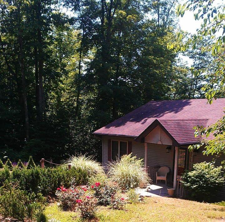 The Ellsworth Lake House