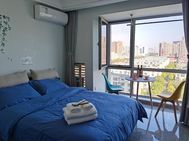 【O₂氧气】中南世纪城#温馨小家公寓